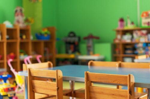 Przedszkole czasowo zamknięte